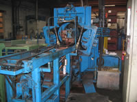 Mallagutti trough feed welder